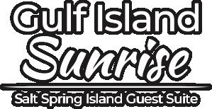 GULF ISLAND SUNRISE Logo